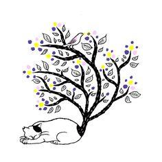 「きみは まるで木のように」