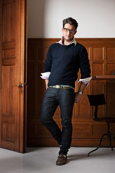 Gant by Michael Bastian Fall 2013 Menswear Collection Slideshow on Style.com