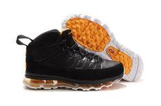 lowest price d37d6 08c6c Nike Air Jordan 9 Fusion men s Black Yellow Online HOT SALE! HOT PRICE! Nike