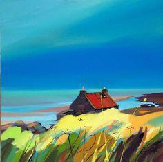 Pam Carter Painting