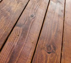 Porch Stain Color - Canyon Brown