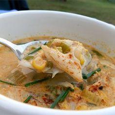 Creole Crab and Corn Chowder - Allrecipes.com