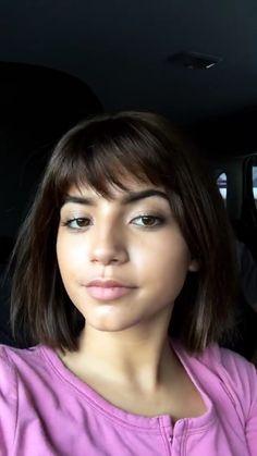 Dora Movie, Isabela Moner, Cara Delevingne, Celebrity Hairstyles, Hollywood Actresses, New Hair, Fashion Beauty, Short Hair Styles, Short Hairstyles
