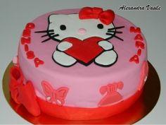 Alexandra Vasile tort hello kitty cake (7)