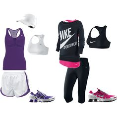 I neeeeed workout Clothes.. Well, I need to just go Clothes shopping in general lol