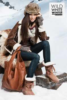 Awesome winter look