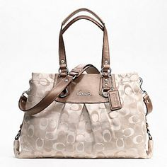 Coach purse--Hannah would love this. She has always wanted a designer purse. I can't see paying that much for one myself
