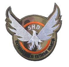 b990f2870fd The Division Cosplay, Embroidery 3d, Cavaliers Logo, Tactical Gear,  Airsoft, Team Logo, Weapons