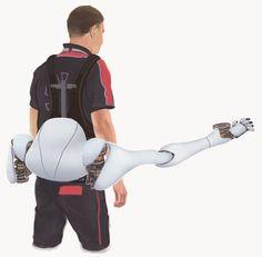 人間に第3・第4の腕を作りだすロボット・アームの開発が進行中 - GIGAZINE
