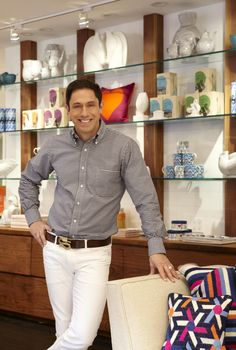 Jonathan Adler talks to Family Circle about his new design label, Happy Chic, available at jcp.com