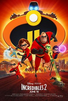 Incredibles 2 ♪√ Teljes Film HD (MAGYARUL) (Incredibles 2 aka The Incredibles 2 - Les Indestructibles 2 - The Increidibois - Les Incroyables 2 - Disney Pixar Klassiker De Utrolige 2 - Суперсемейка 2 С - Gli Incredibili 2 - Imelised 2 - Disney Pixar, Disney Movies, Disney Animation, Disney Fan, Pixar Movies, Disneyland Movies, Disney Wiki, Animation Movies, 2018 Movies