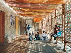 Vocational school Rudrapur _ Anna Heringer