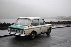 1967 Hillman Imp by Mick Travis, via Flickr