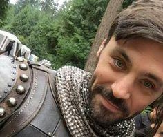 Liam as Arthur