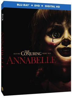 Annabelle DVD Review: Devil Doll Gets Origins Story