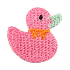 Free Crochet Pattern - Duck from the Animals Free Crochet