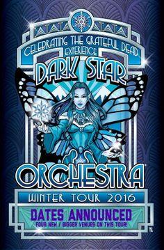 DSO Winter 2015 Tour