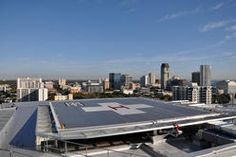Rooftop Heliports We have designed the perfect system to support any rooftop application. Our HELISLAT is an aluminum extrusion made of 6000 Series aluminum with an internal cavity available for snowmelting.