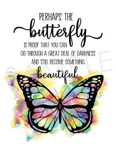 Change Quotes, Quotes To Live By, Me Quotes, Motivational Quotes, Strong Quotes, Images Noêl Vintages, It's Over Now, Butterfly Quotes, Butterfly Meaning