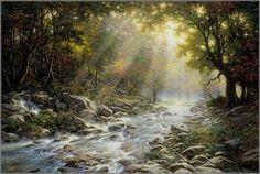 Larry Dyke - River of Light