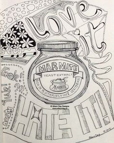 Marmite by Alison Day