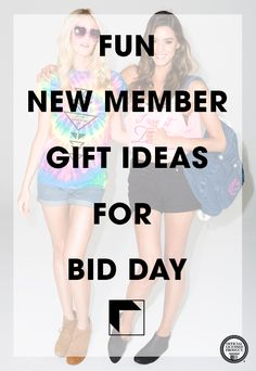 Get great gift ideas for Bid Day! If you can imagine it, ABD can make it happen. | Adam Block Design | Custom Greek Apparel & Sorority Clothes | www.adamblockdesign.com