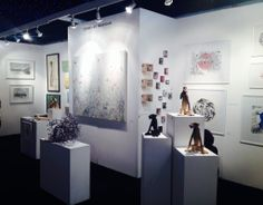 Will's Art Warehouse at the Affordable Art Fair
