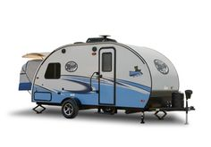 r-pod West Coast Travel Trailers  by Forest River RV