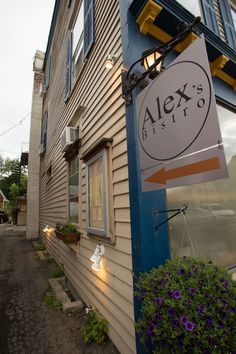 Alexs Bistro in Coo