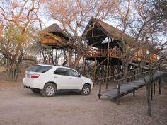 Pezulu Tree House Lodges