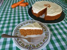 "CELIAQUINES  -  Recetas de una mami ""gluten free"": PASTEL DE ZANAHORIA (CARROT CAKE)"