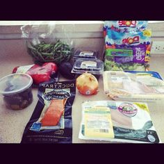 Weekend Grocery Haul. Grocery Haul, Healthy Shopping, Fresh Rolls, Diet, Ethnic Recipes, Blog, Blogging, Banting, Diets