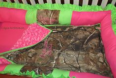 Camo Crib Bedding by ClipsNStitch on Etsy Camo Crib Bedding, 2nd Baby, My Baby Girl, Baby Love, Daddys Girl, Camouflage Baby, Camo Baby Stuff, Cute Baby Pictures, Baby Supplies