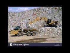 Χωματουργικές εργασίες με CATERPILLAR 365BL ME Monster Trucks, Stock Photos, Vehicles, Cars, Vehicle