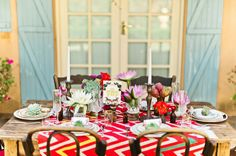 Mexican wedding tablescape / Jason Tey Photography