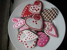 The Cookie Craft books are outstanding, both in recipes and instructions.  I highly recommend them for anyone interested in baking cutout cookies.  They are by Valerie Peterson & Janice Fryer.
