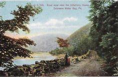 Delaware Water Gap Postcards | Collectibles > Postcards > US States, Cities & Towns > Pennsylvania