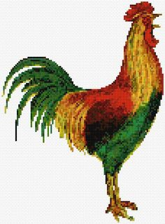 rooster patterns for embellisher machine | Free Machine Embroidery Designs – Sewing – All About Sewing