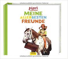 Pippi (Film) Freundebuch: Amazon.de: Astrid Lindgren: Bücher