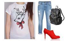 #Christmas #collection #fashionblogger #girl #style #streetwear #gift #natale #tshirt #sweater #shopper #capsule #fashion #sporty THE FASHIONAMY by Amanda Fashion blog outfit, made in italy, felpe tshirt street wear : #natale #fashion - My Capsule Collection for Grumpyn...