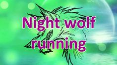 The nightwolf among us (draw running wolf with whiteboard magic)