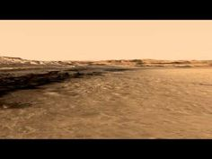 Curiosity's Path to Mount Sharp A Guided Aerial Tour of Curiosity's Journey So Far on Mars