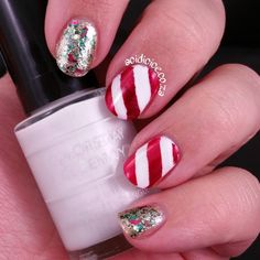 Nail Anarchy Christmas in July!