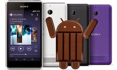 All New and Latest Mobile News.: Sony rolling out KitKat for Xperia E1 and E1 dual