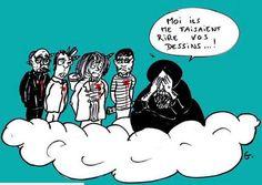 Mr Rien #jesuischarlie #charliehebdo