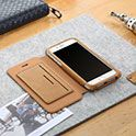 Flip Leather Phone Wallet Case With Card Slot //Price: $46.90 & FREE Shipping //     #iphoneromeo