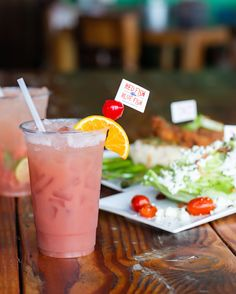 Grab a seat at the bar for snacks and sips. We make everything from scratch, so you know it'll be fresh. Red Fish Blue Fish, White Sand Beach, Outdoor Dining, The Good Place, Good Food, Snacks, Fresh, Bar, Al Fresco Dinner