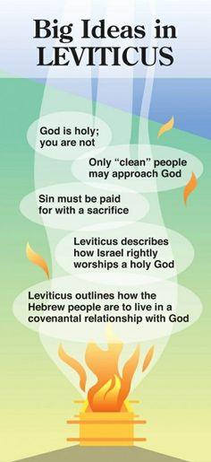 Big Ideas in Leviticus