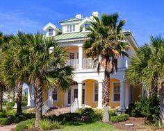 Palm Coast Florida Vacation Rentals - Cinnamon Beach Ocean Way, 4 Bedrooms Guest house