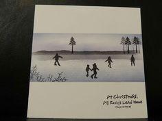 Card-io Majestix Cards For TV Show September 2016 Christmas Cards 2017, Christmas Card Crafts, Homemade Christmas Cards, Christmas Scenes, Xmas Cards, Homemade Cards, Holiday Cards, Cardio Cards, Easy Christmas Decorations